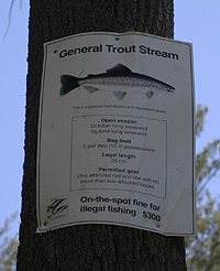 Take heed of the 