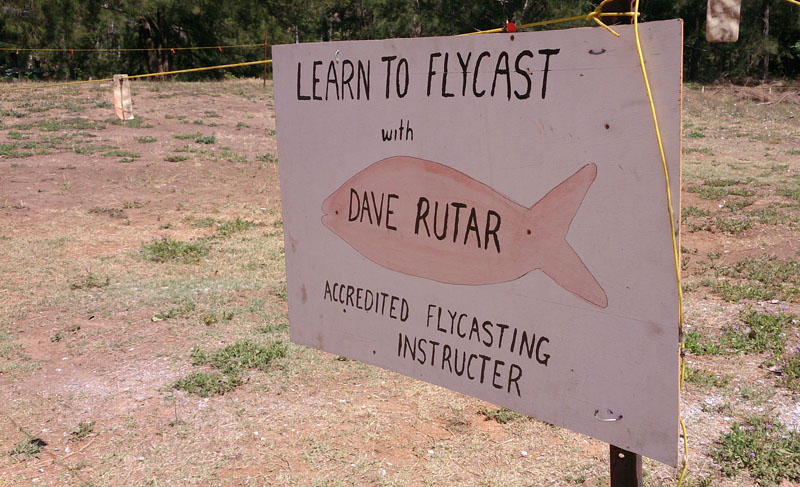 Fly Casting lessons by 